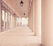 business center exterior