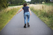 Enjoy an evening on rollerblades