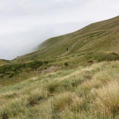 Col de l'egue,Pyrénées ariégeoises