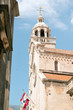 St Mark Cathedral in historic Korcula, Croatia