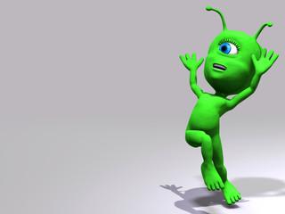 Extraterrestre - approfittare