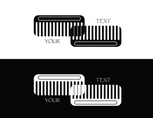 set of comb