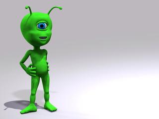 Extraterrestre - ecco qui