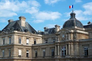 Le sénat, palais du Luxembourg
