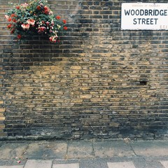 Streets Of London - Woodbridge Street