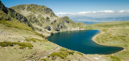 Bulgaria, seven Rila lakes