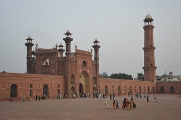 Badshahi Moschee in Lahore