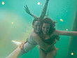 Funny games underwater