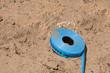 Warnband - Ortungsband - Achtung Wasserleitung
