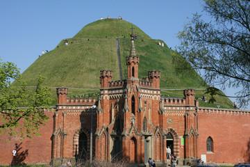 Kraków - Kopiec Kościuszki