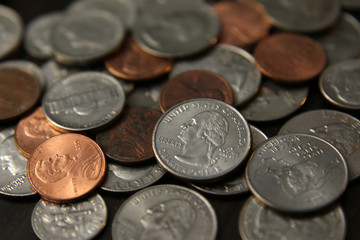 US Coins with Shallow DOF