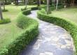 Tract Ornamental Public Gardens
