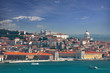 View of Alfama and Graca, cityscape of Lisbon, Portugal, Europe - 66851443