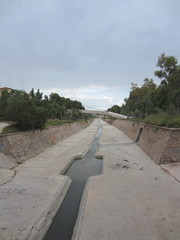 rio Vinalopó Elche