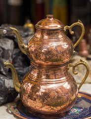 teapot copper