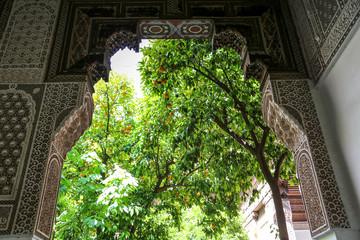 palais bahia entrée 2