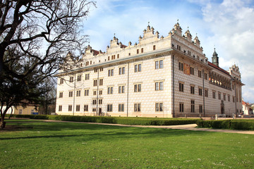 Castle Litomysl, Czech republic