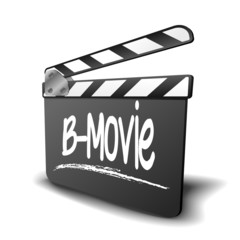 Clapper Board B-Movie