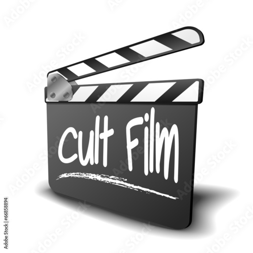 poster of Clapper Board Cult film