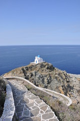 Sifnos - cyclades - église des 7 martyrs