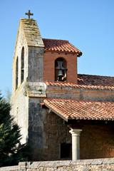 campanario de una iglesia