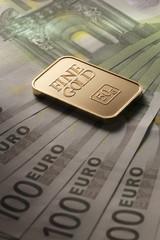 ゴールドとユーロ