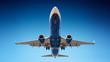 Airplane landing - 66862228