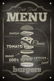 Burger Menu - 66862426