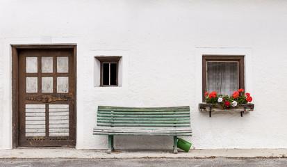 alte Hausfassade Haus © Matthias Buehner