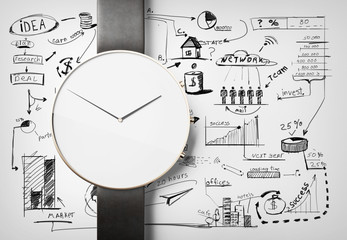 Modern watch and business strategy