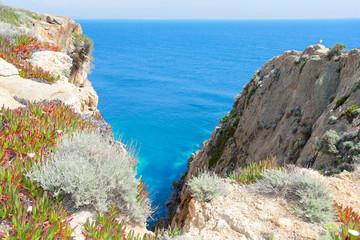 The V, Giglio Island, Italy