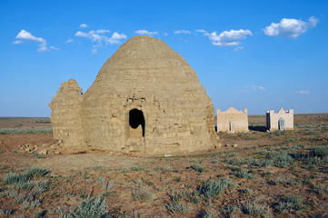 ancient Muslim mausoleum