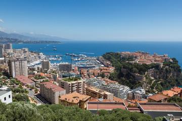 Monaco, Le Rocher