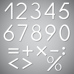 Set of Numbers and Mathematical Symbols
