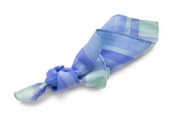 Knotted handkerchief