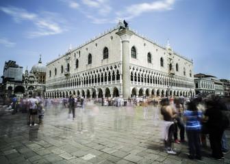 Square San Marco in Venice