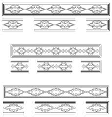 Decorative bands