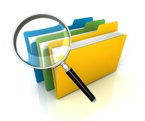 search file