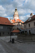Cesky Krumlov - castle tower