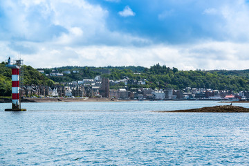 The Bay of Oban, Scotland