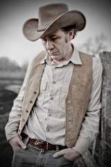 Retro Cowboy