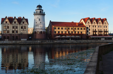 Fishing Village, Kaliningrad