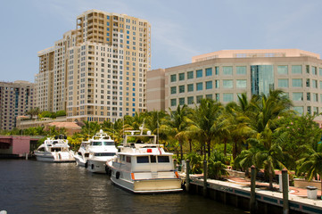 Riverwalk, Fort Lauderdale, Attraktion, Sehenswürdigkeit