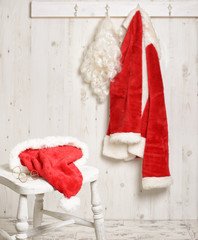 Santa Hat & Specs