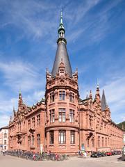 Heidelberg Universitätsbibliothek