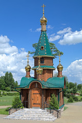 Chapel of Saint Barbara in Slutsk, Belarus