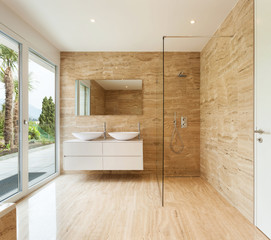 .modern bathroom