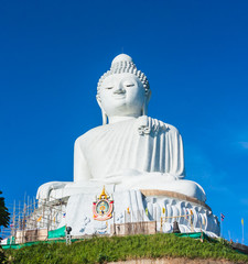 Big Buddha monument