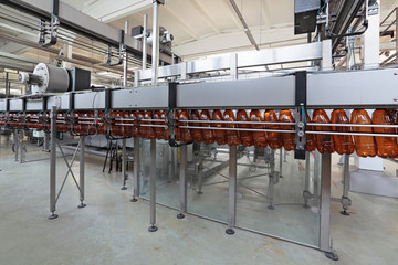 The brewery conveyor, nobody