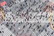 Leinwanddruck Bild - Tokyo Street